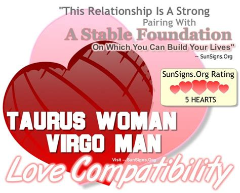 virgo man in bed taurus woman and virgo man a strong and stable relationship sun signs