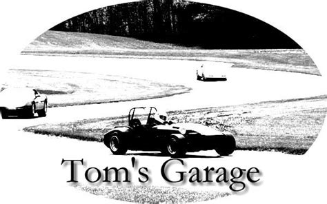 toms garage about us