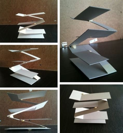 Architectural Paper Folding - 1000 ideas about folding architecture on