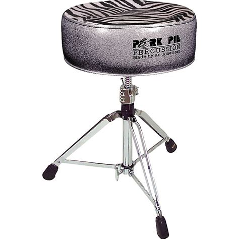 Pork Pie Drum Stool by Pork Pie Drum Throne Music123