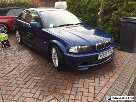bmw e46 for sale uk 2002 bmw 3 series for sale in united kingdom