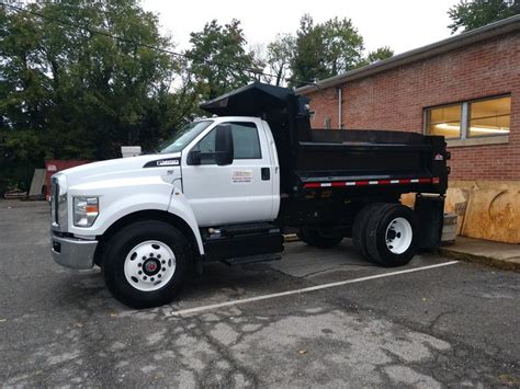 F650 Truck For Sale by Ford F650 Dump Trucks For Sale Truck N Trailer Magazine