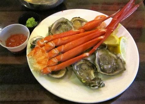 Harrah S Sunday Brunch Seafood 1 12 14 Picture Of Best Seafood Buffet In Atlantic City