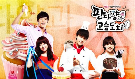 Serial Korea Panda And The Hegdehog korean drama of the week quot panda and hedgehog quot hancinema the korean and drama database