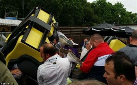 theme park uk accidents m d s theme park customers tell of race to help victims