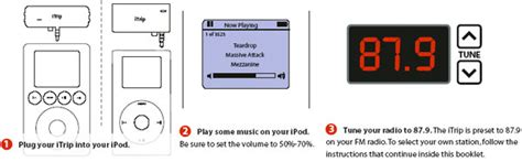 Itrip Pocket Fm Transmitter For The Ipod Nano Review by Griffin Itrip Mini Fm Transmitter For Ipod