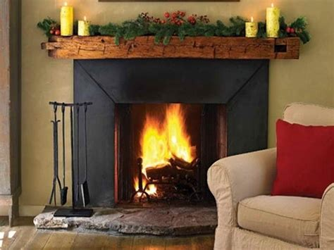 Fireplace Shelves by Bloombety Fireplace Mantel Shelves With 4 Candles