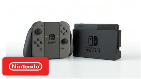This Is The Switch nintendo switch hardware overview