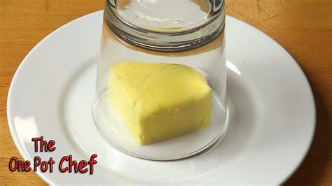 how to soften butter tips softening butter in moments one pot chef