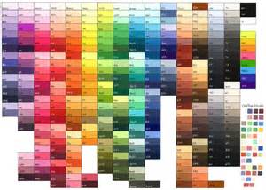 copic colors complete copic color chart by jad ardat on deviantart