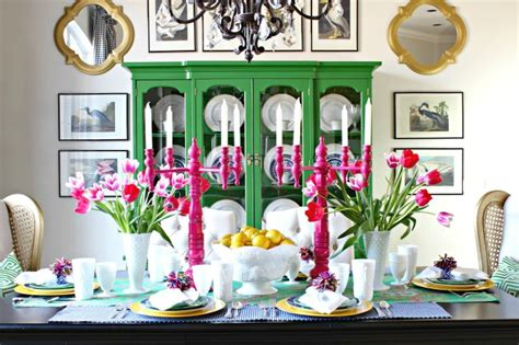 pretty tables how to set a pretty table easter tablescape