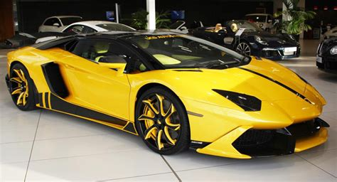 Custom Lamborghini Aventador From Mooning Incident For Sale