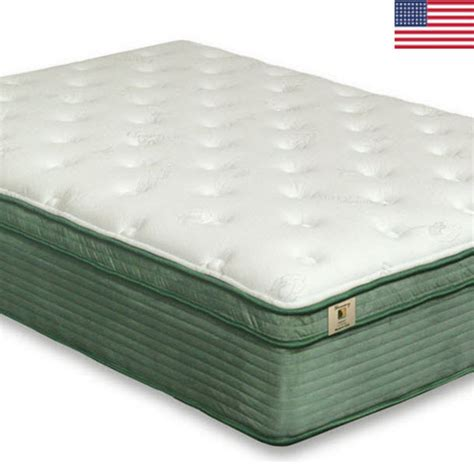 European Mattress by Harmony Pillow Top Mattress
