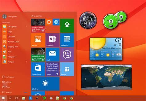 install windows 10 gadgets how to install desktop gadgets in windows 10 win7gadgets