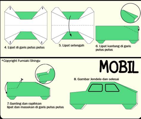cara membuat origami mobil download origami mobil perahu dan pesawat cara melipat
