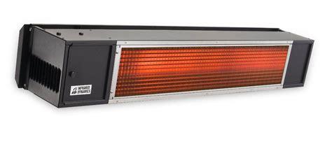 Sunpak S34 B Tsh Black Two Stage Hard Wired Permanent Gas Sunpak Patio Heater