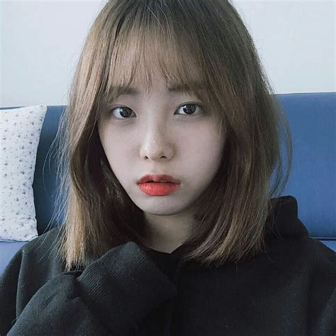 imagenes coreanas femeninas pin de b 249 i linh en hair pinterest moda femenina