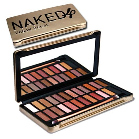 4 Naked4 Decay Eyeshadow Fc buy naked4 24 color eyeshadow palette by decay in pakistan getnow pk