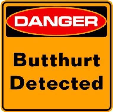 Butt Hurt Meme - check it out