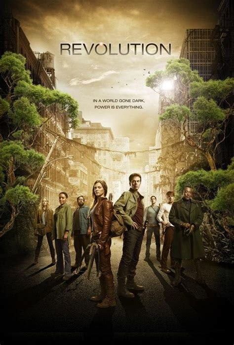 One Revolution by Revolution Season 1 Promotional Poster Revolution
