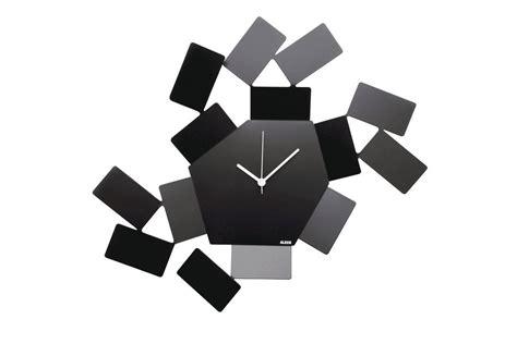 Wall Clock Sticker horloge murale stanza dello scirocco alessi mobilier