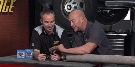 two guys garage features skf u joints in a recent episode