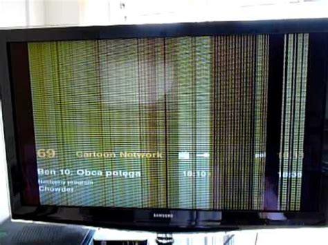 samsung t con board symptoms how to fix repair vertical lines on half of lcd tv screen funnydog tv