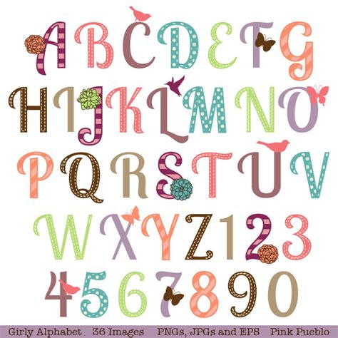 printable scrapbook letters free girly alphabet scrapbooking alphabet with flowers