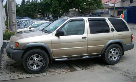 nissan pathfinder 2000 2000 nissan pathfinder information and photos zombiedrive