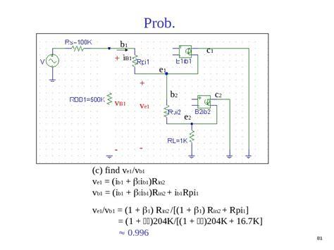 bjt transistor operation 1 bjt bipolar junction transistor