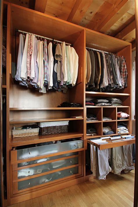 misura cabina armadio cabina armadio su misura in ciliegio sprea arredamenti