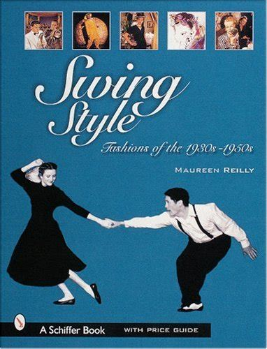 swing style 1950s fashion books history sewing hair makeup