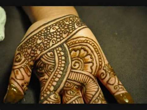 tattoo on roshni s hand easy mehndi design vidoemo emotional video unity