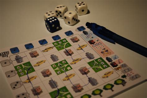 doodle city doodle city review as a board gamer