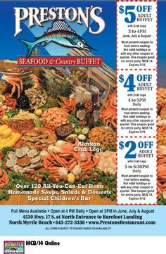 1000 images about coupons for myrtle beach on pinterest