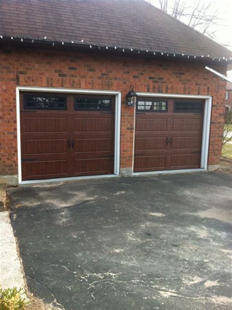 Oakville Garage Doors by The Garage Door Depot Mississauga Oakville S 1 Garage