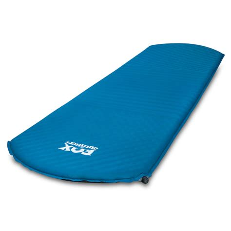 thermal comfort self inflating mattress self inflating cing mats mattresses fox outfitters com