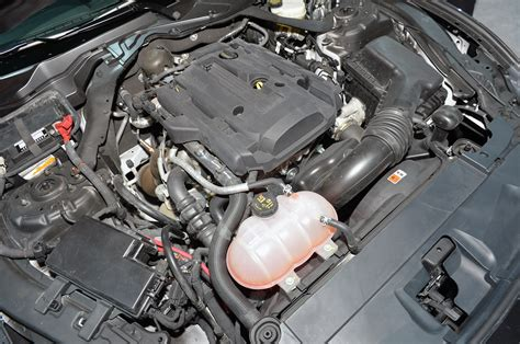 exclusive photos of the 2015 ford mustang s ecoboost