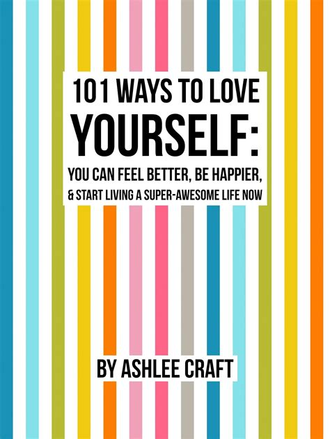 feel 101 the outsiders guide to a happier books ashlee craft s world author artist poet director