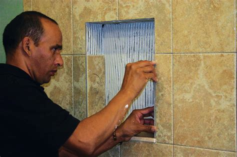 Tile Redi Niche Tile Redi Redi Niche Pre Formed Niches Remodeling