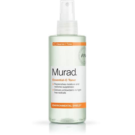 Toner Dnars Skincare essential c toner murad vitamin c skin care products