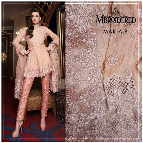 maria b bridal collection wedding and formal dresses colorful embroidered frocks for girls fashion pakistan maria b bridal wear collection 2018 cheap wedding dresses