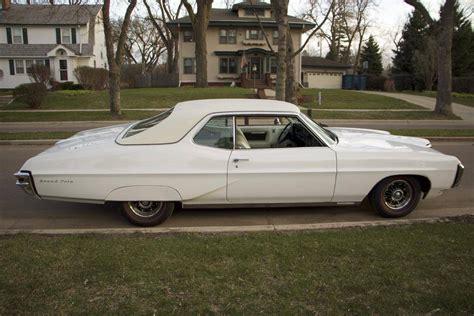 1968 Pontiac Grand Prix by 1968 Pontiac Grand Prix For Sale 1825797 Hemmings Motor