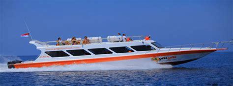 boat bali to gili trawangan gili fastboat