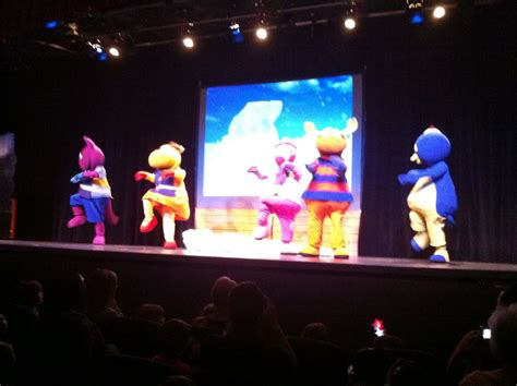 Backyardigans Live Backyardigans Live We Saw This In Costa Rica A