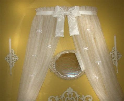 Bed Canopy Drapes Sale Princess Bed Canopy Crown With Curtains Included Sale