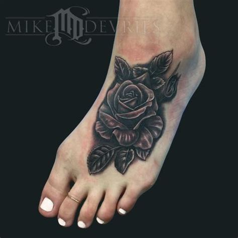 michael rose tattoos mike devries