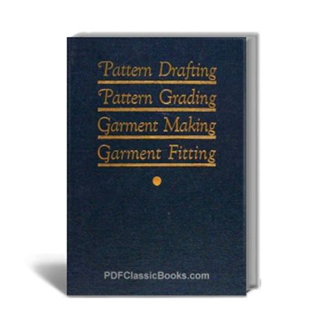 Pattern Grading Books Pdf | pattern drafting pattern grading garment making and