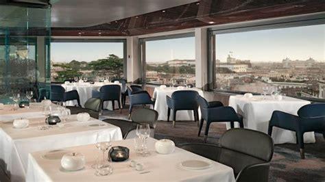 la terrazza restaurant restaurant la terrazza 224 rome menu avis prix et