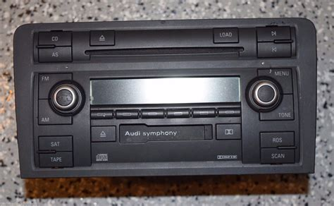 Audi A3 Radio Code Eingeben by Audi Symphony Code Wallpaperscraft
